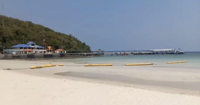 70 procent van de inwoners van Koh Larn is al gevaccineerd