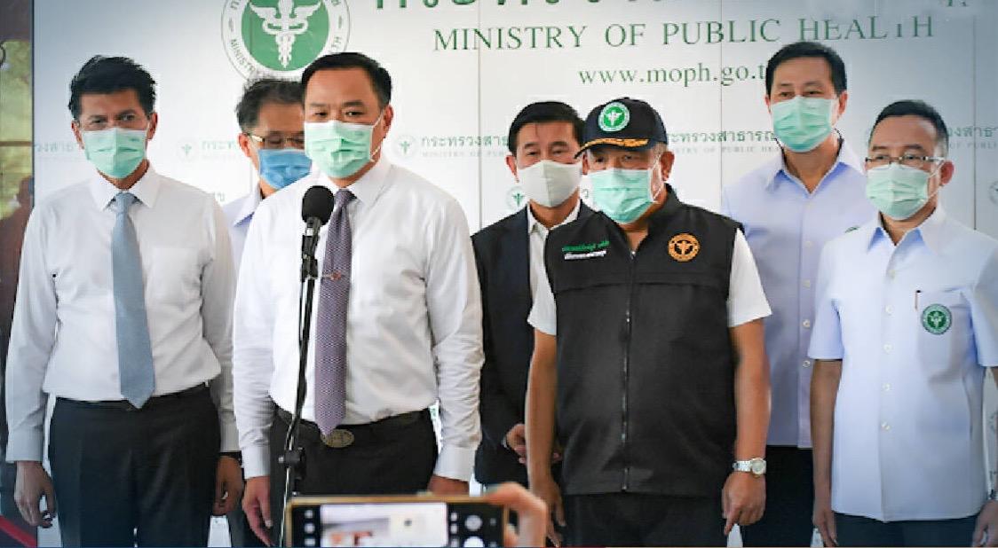 Hoofdstad Bangkok mogelijk weer in een lockdown