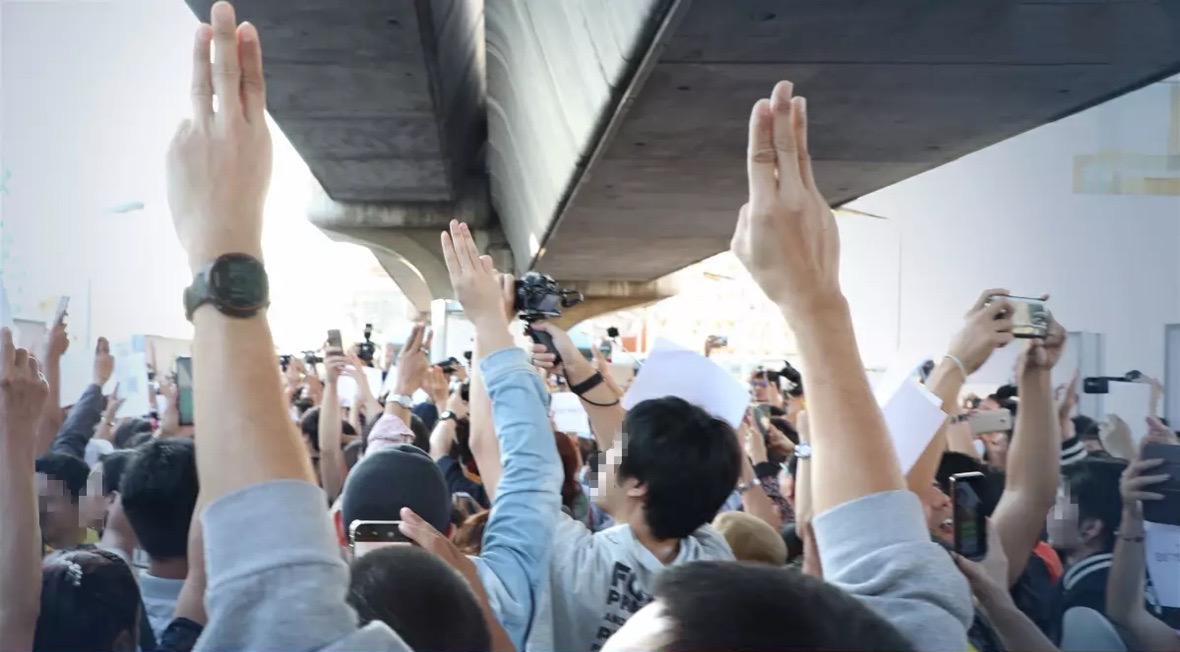 De politie van Bangkok maakt zich klaar voor de komende donderdag geplande demonstraties