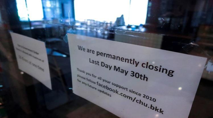 Inmiddels hebben 50.000 Thaise restaurants de servet al in de ring gegooid