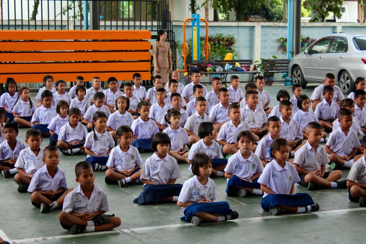 De scholen in de provincie Chonburi blijven gesloten