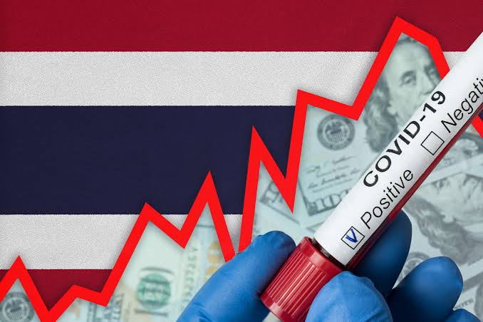 Thailand werd deze morgen wakker met opnieuw veel dodelijke Covid-sterfgevallen en duizenden nieuwe infecties