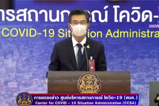 Thailand telde in de afgelopen 24 uur 32 Covid-sterfgevallen en 3.667 nieuwe infecties