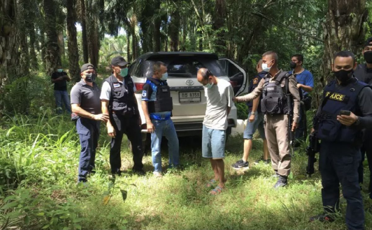Thaise man haalt op gewelddadige wijze zijn vrouw en zoontje uit een quarantainehotel op Krabi