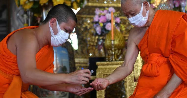 Het Covid19 virus eiste in de afgelopen 24 uur het leven van 19 mensen in Thailand en werden er 3.000 nieuwe infecties genoteerd.