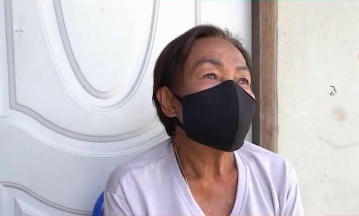 Thaise vrouw wilt haar nier verkopen om de financiële nood van haar familie ten gevolge van de Covid19 pandemie het hoofd te bieden
