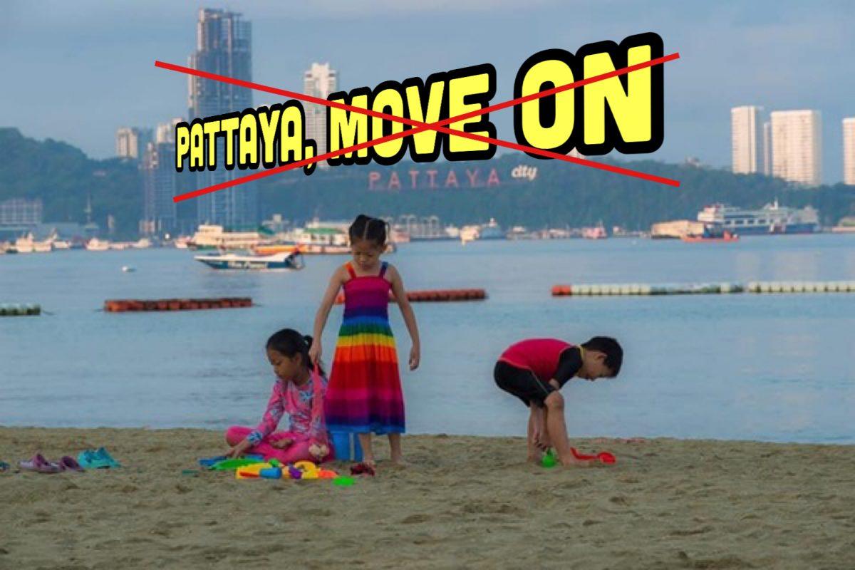 Het heropeningsplan voor de kustplaats Pattaya wordt door het Thaise ministerie van Volksgezondheid tegengehouden
