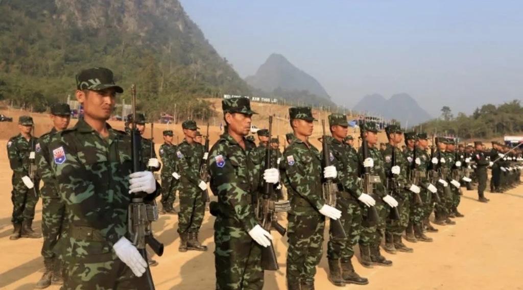 Het etnische leger van Myanmar zou 25 arbeiders hebben omgebracht