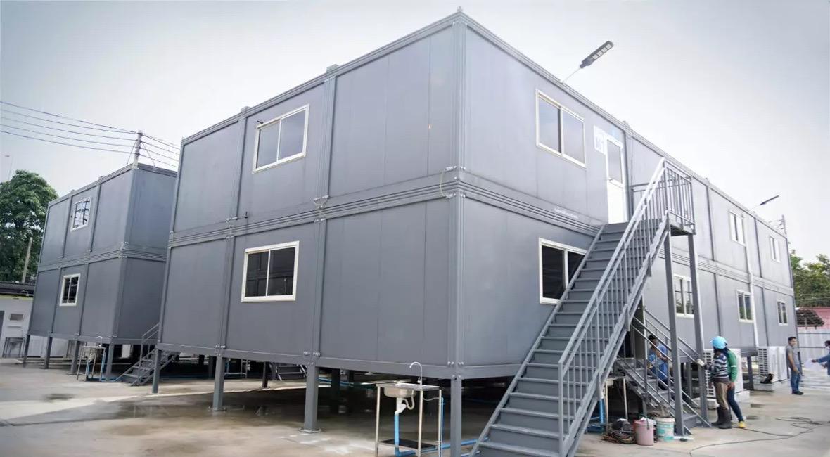 Bangkok krijgt nieuw veldhospitaal voor patiënten in ernstige toestand