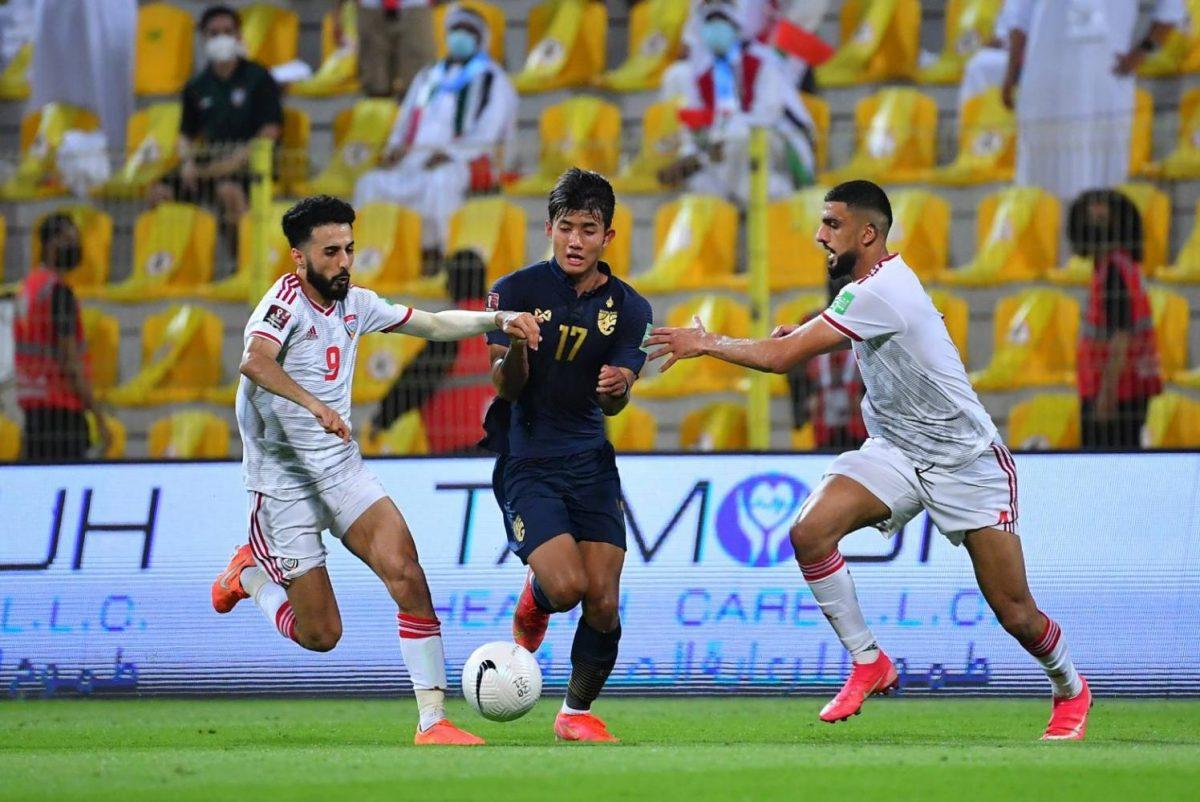 De droom van Thailand om deel te nemen aan het WK is beëindigd