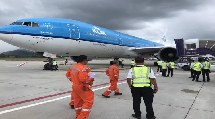 KLM introduceert vanaf oktober vluchten van Amsterdam naar Phuket