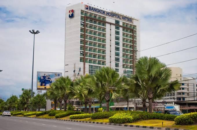 Bericht uit de eerste hand van Danny Quaeyhaegens, medewerker bij het Bangkok Hospital Pattaya