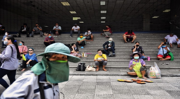 Het weekend in Thailand begint niet echt Joppe, met 29 dodelijke Covid19 slachtoffers en 3.277 nieuwe infecties.