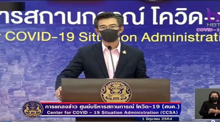 Thailand vreest voor een Covid-storm uit Oosten