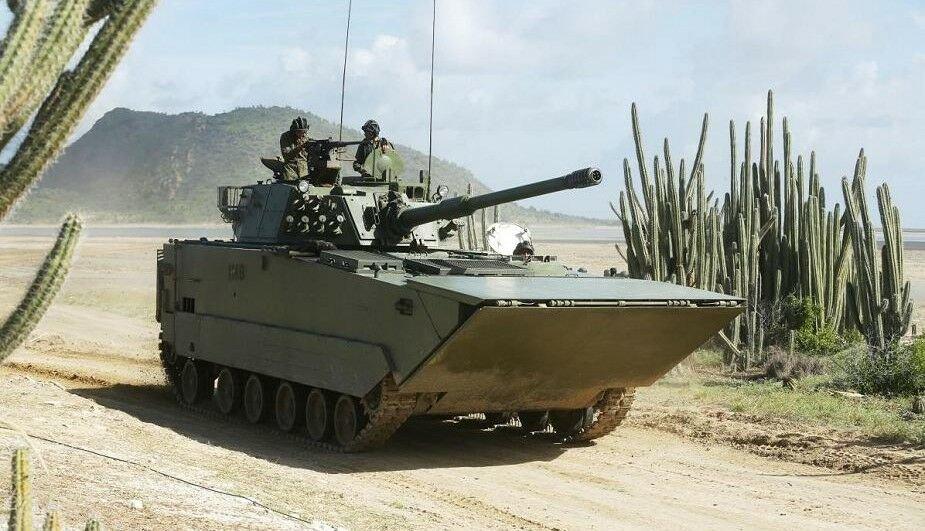 Thaise marine blijft bij het besluit om 3 Chinese tanks aan te schaffen