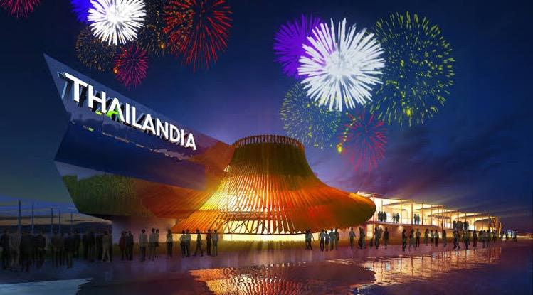 VIDEOCLIP | Thailand vertegenwoordigd met een paviljoen op de wereldtentoonstelling
