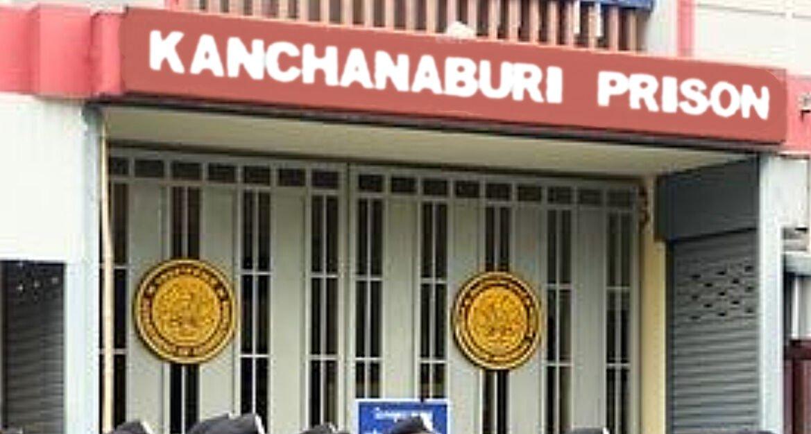 De gevangenis van Kanchanaburi-gevangenis gaat een veldhospitaal opzetten