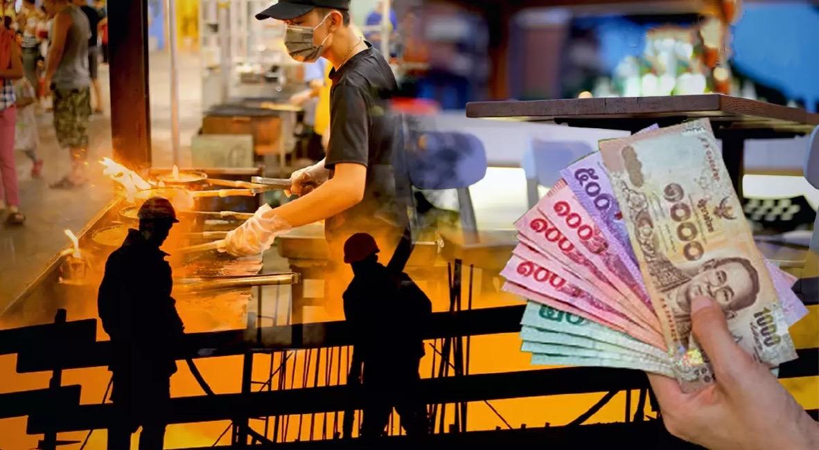 Thais keurt steun van 8,5 miljard baht goed voor gesloten bouwplaatsen, restaurants