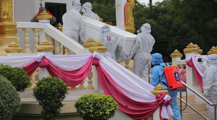 Gratis crematies in Thailand voor de Covid19 slachtoffers