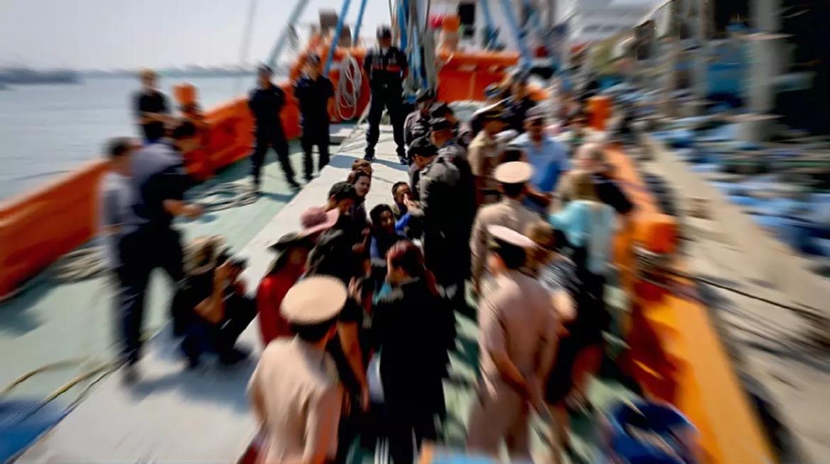 Thailand stijgt naar niveau 2 op de volglijst voor mensenhandel van de USA