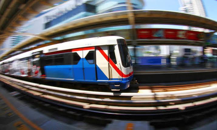 Het aantal BTS-passagiers is met 80 procent gedaald ten opzichte van voor de Covid19 pandemie