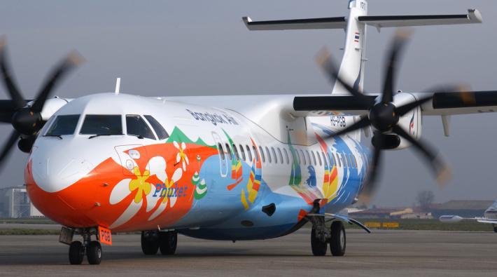 Bangkok Airways hervat in augustus internationale vluchtuitvoering