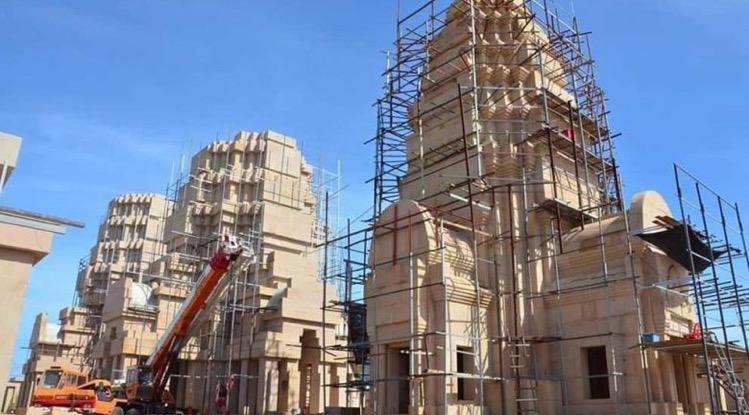 Thaise abt ontkent dat het nieuwe tempelcomplex een kopie van de Angkor Wat is