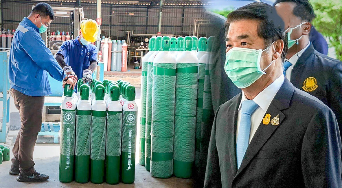 Volgens de minister van industrie is er voor iedereen zuurstof in Thailand