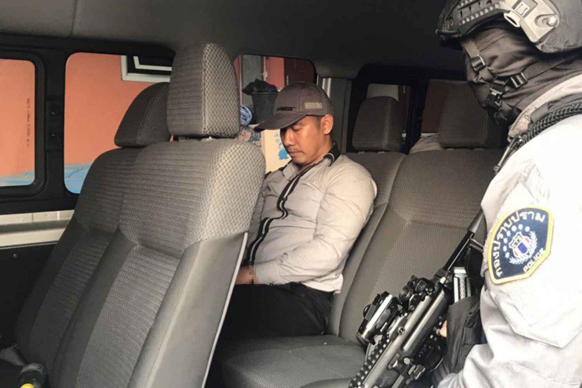 De doodstraf blijft gehandhaafd voor de moordende schoolmeester van Lopburi