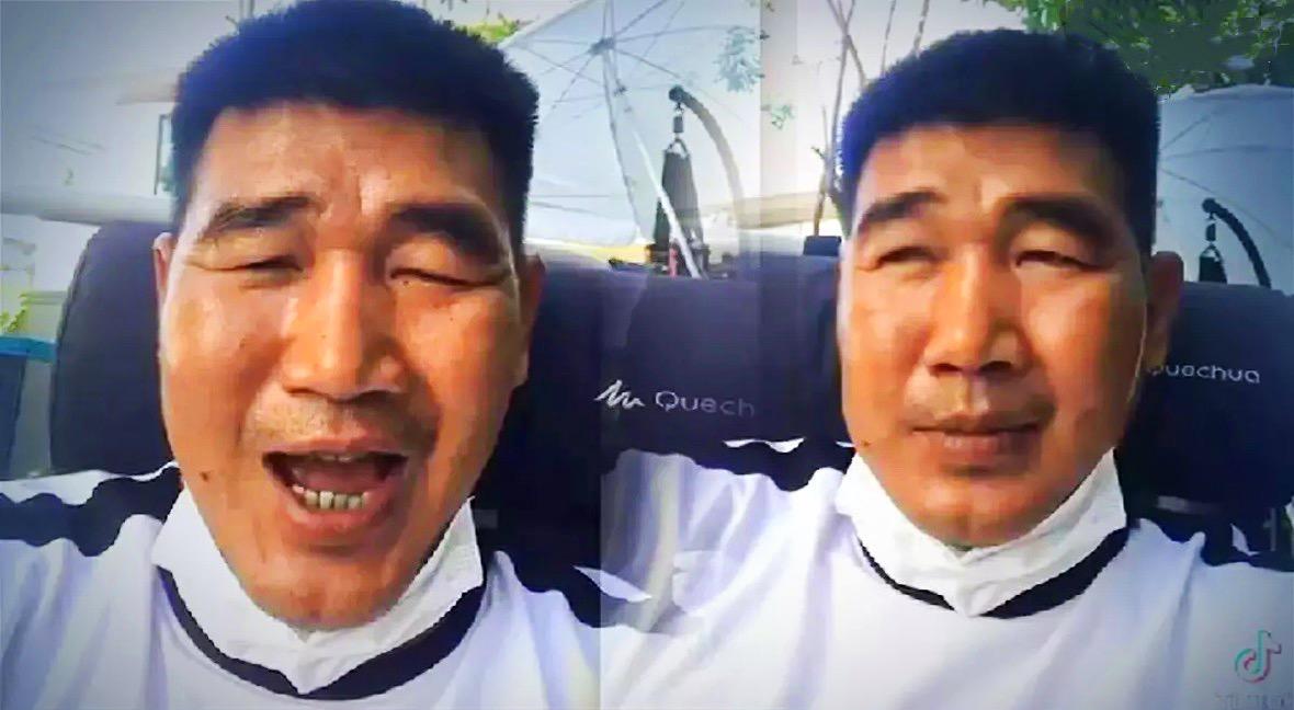 De Thaise bokslegende Somrak test Covid positief ondanks toediening van twee vaccinprikken