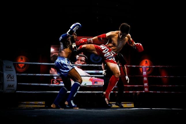 De Thaise vechtsport Muay Thai erkend door het Internationaal Olympisch Comité