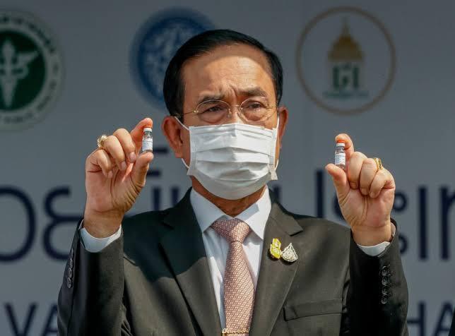 Thaise regering verandert hun standpunt over het Sinovac vaccin, vanaf nu zal er met het AstraZeneca geprikt gaan worden