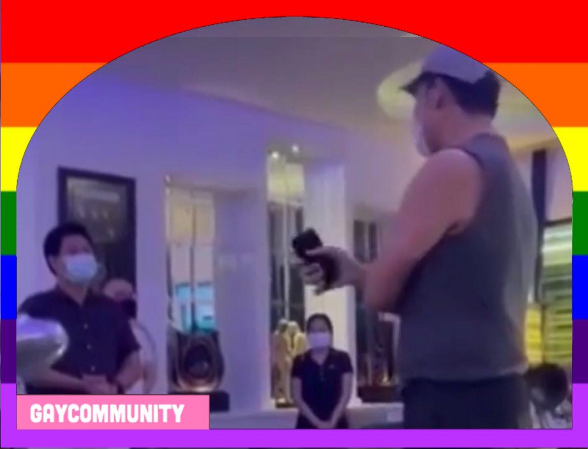 VIDEOCLIP | Hotel in Pattaya gaat door het stof na weigering om een transgender gast in te checken