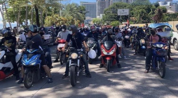 Wat zal de komende week ons in Pattaya gaan brengen, er komen sowieso nieuwe Covid19-beperkingen en de antiregering protesten ondanks verbod gewoon door,