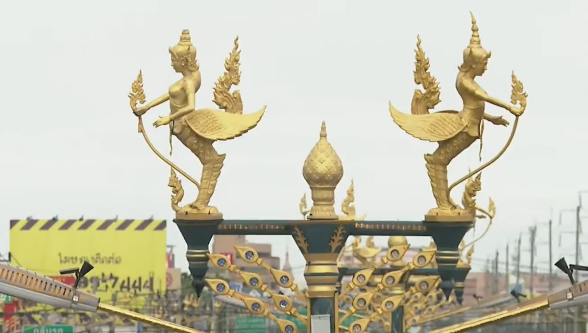 Corruptieaanklachten bij de DSI ingediend inzake de extreem dure straatlantaarns in Samut Prakan