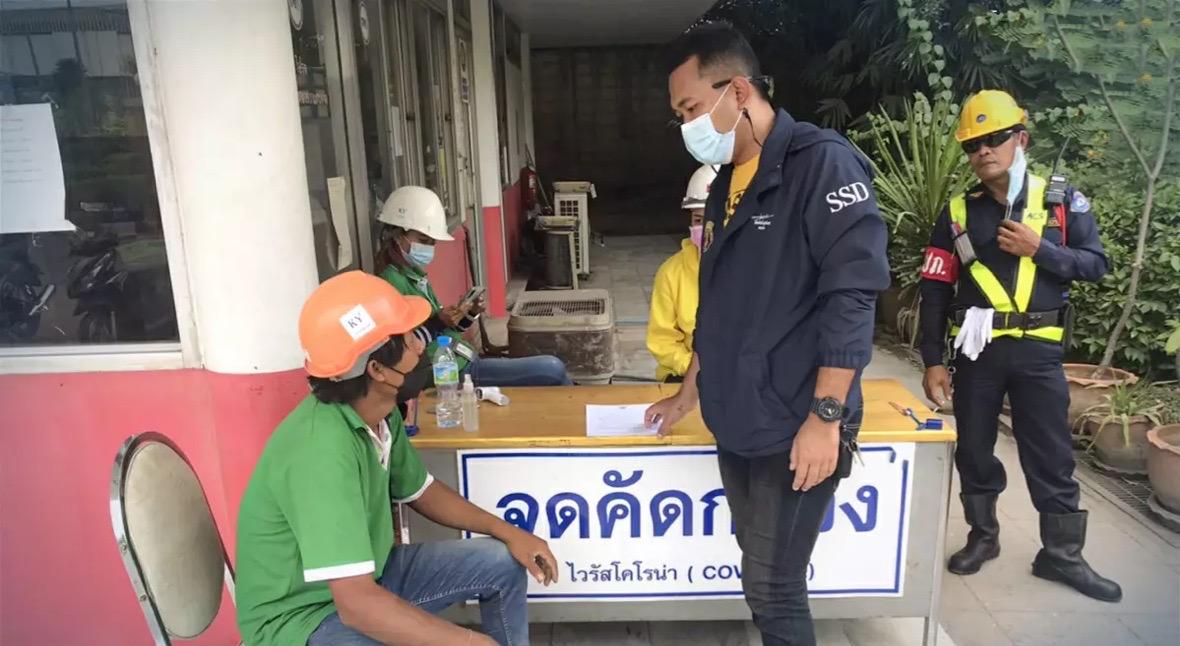 """Het """"meesterbrein"""" achter een online vaccin zwendel in Saraburi gearresteerd"""