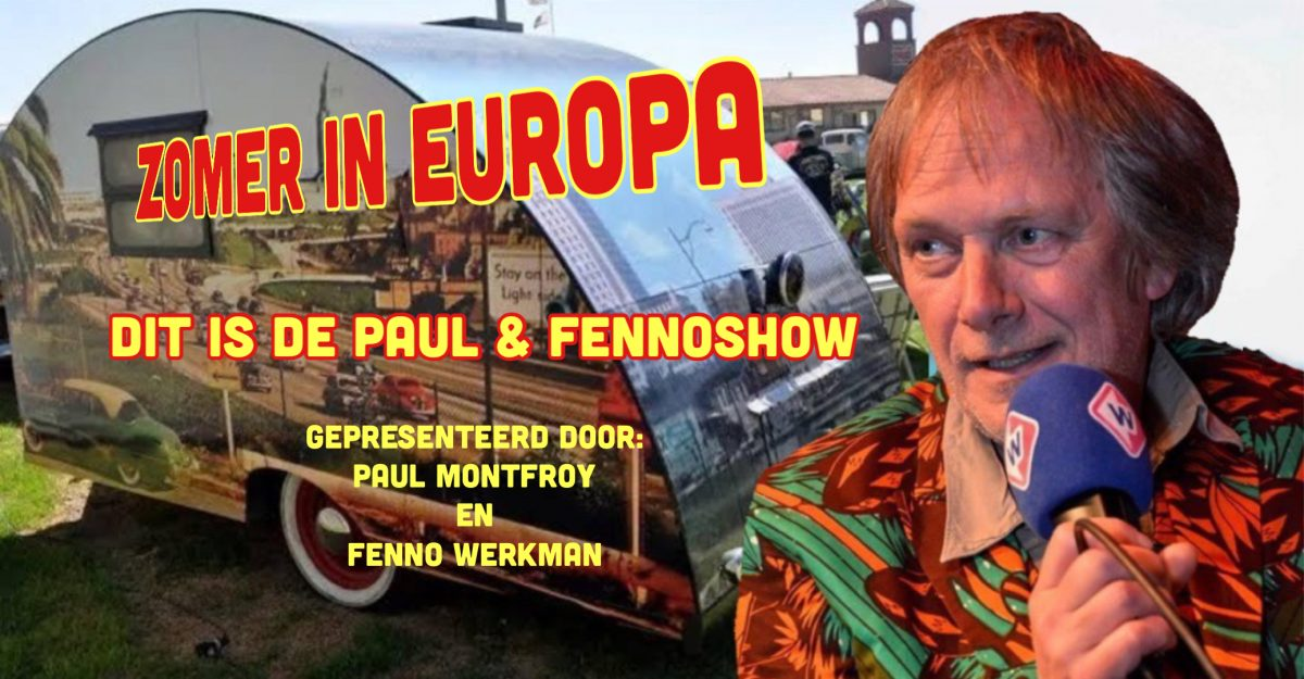 Oh, Oh, Oh, Dit is de Paul Fenno Show