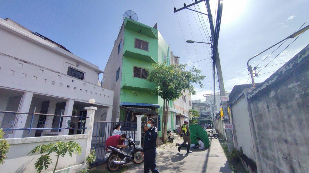 Man in Pattaya overleeft val vanaf het dak van een 4 etages tellend gebouw
