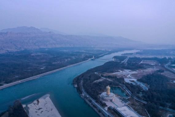 Er is een 5 jaar visverbod in delen van de Gele Rivier en zijrivieren in China ingegaan
