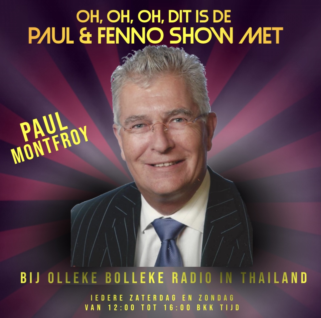 Oh, Oh, Oh, Dit is de Paul & Fenno Show