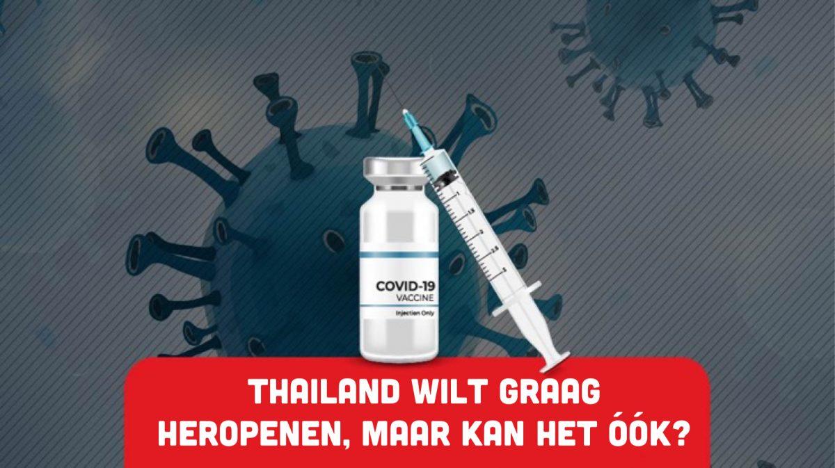 Zal de heropening van Thailand wel of niet doorgaan, nu de Minister van gezondheid aan het twijfelen is geslagen