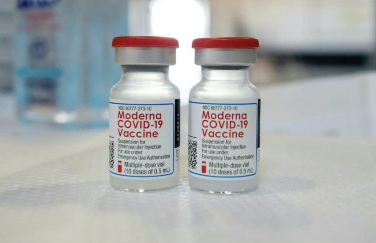 Het DDC waarschuwt ons tegen een Moderna vaccinatie die deze inenting als booster toegediend willen krijgen