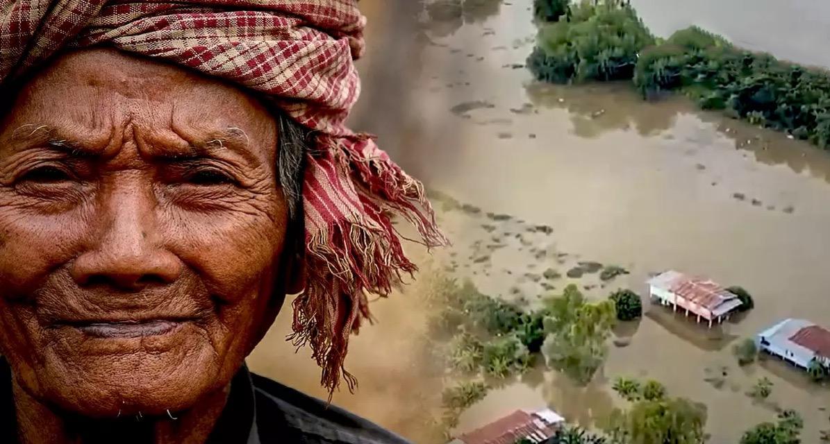5,33 miljoen rai aan landbouwgebieden naar de filistijnen door de zich sinds 1 september voordoende overstromingen