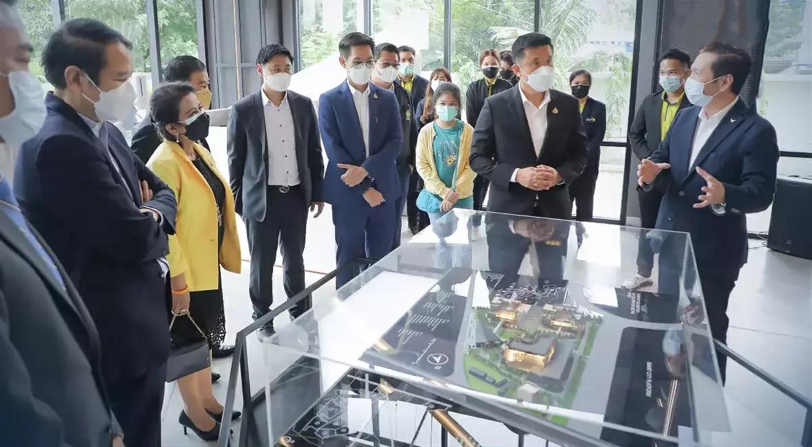 Thailand's eigen silicon valley bijna voltooid