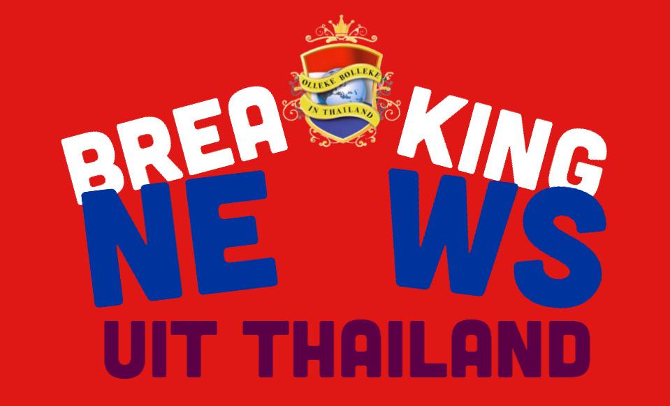 """Premier Prayut van Thailand bevestigt heropening op 1 november, een kortere avondklok en de COE wordt vervangen door """"Thailand Pass"""""""