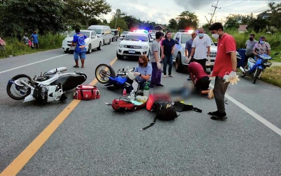 Myanmarese man krijgt voor de 2e keer onder de rook van Pattaya een ongeluk in korte tijd, dit keer fataal